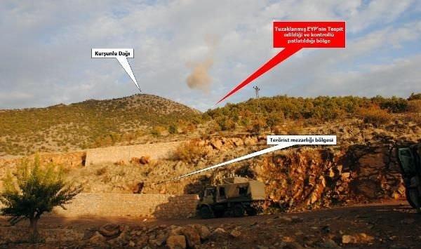 Dicle'de terör örgütü PKK'ya ağır darbe