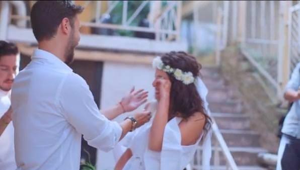 Pelin Akil ile Anıl Altan'ın muhteşem düğününden kareler