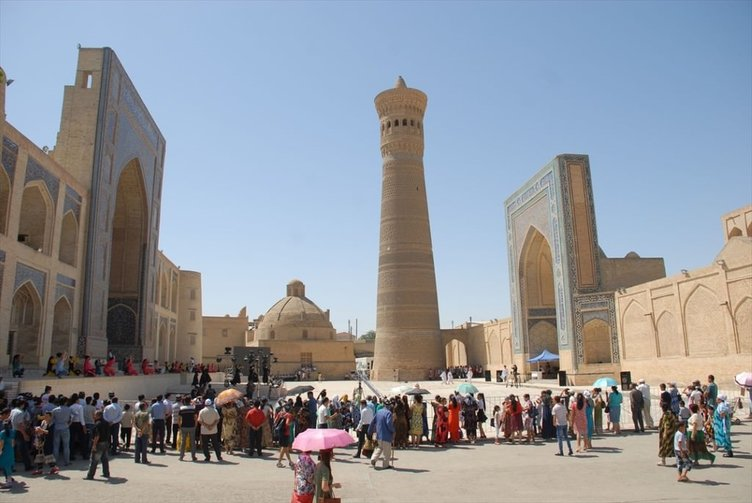 Türk uygarlığının 2 bin 500 yıllık kenti: Buhara