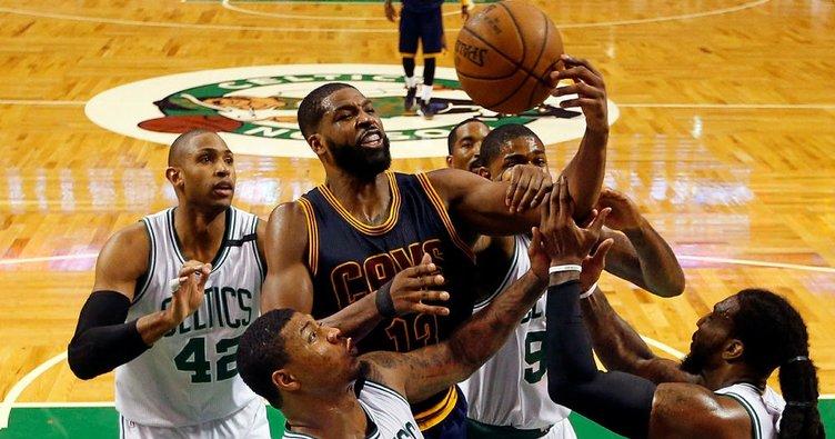 Cavaliers 44 sayı fark attı