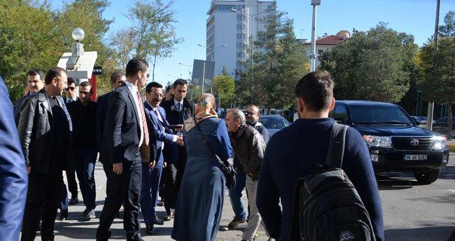 Diyarbakır Büyükşehir Belediyesine kayyum olarak atanan Atilla, Sur'u inceledi