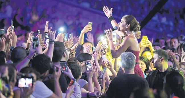 EXPO'da çifte konser