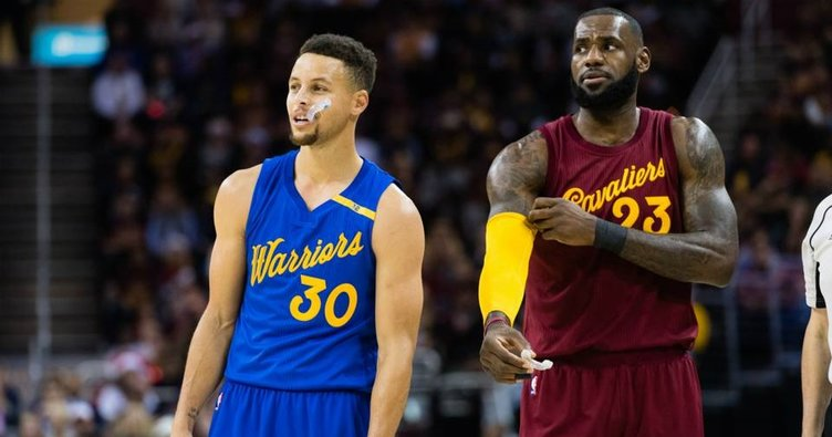 Warriors-Cavaliers düellosunda 3. perde