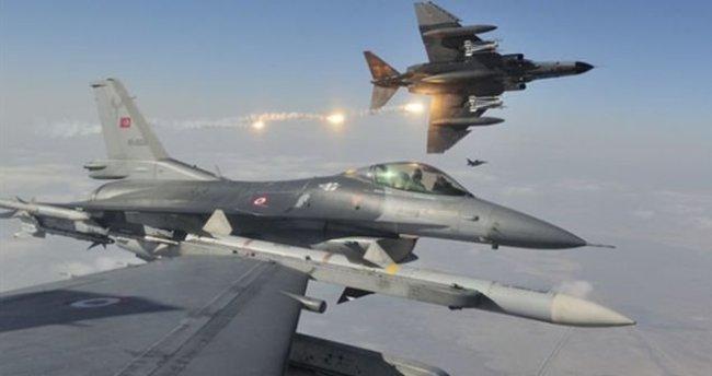 Zap bölgesine operasyon 2 PKK'lı etkisiz hale getirildi