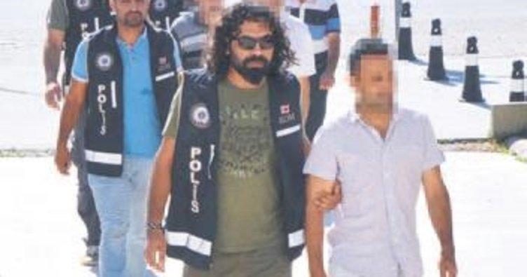 Askeri gemide görevli teğmen gözaltına alındı