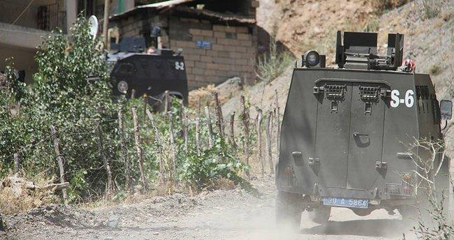 Şemdinli'deki terör saldırısına ilişkin 23 gözaltı