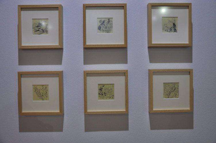 Edi Rama sergisi İstanbul'da açıldı