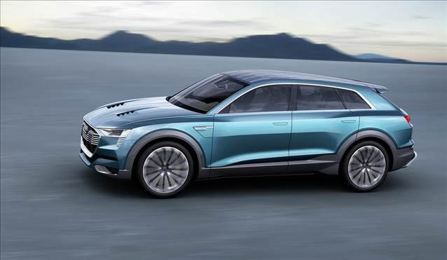 Audi'nin elektrikli planı
