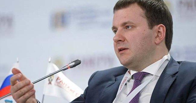 Rusya'nın yeni ekonomi bakanı belli oldu