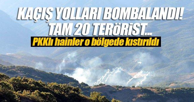 Tunceli'de çatışma!
