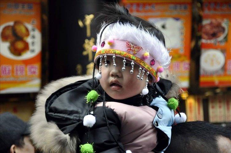 Çin'de maymun yılı kutlanıyor
