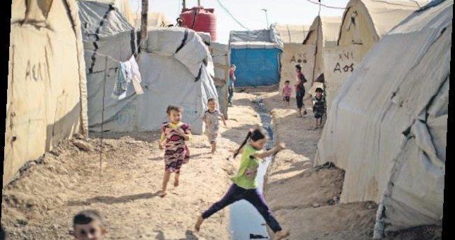 500 Arap aile Kerkük'ten sürüldü