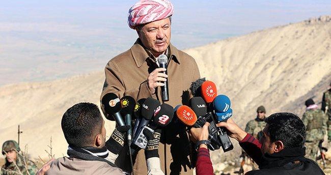 PKK bu kez Barzani güçlerini hedef aldı!