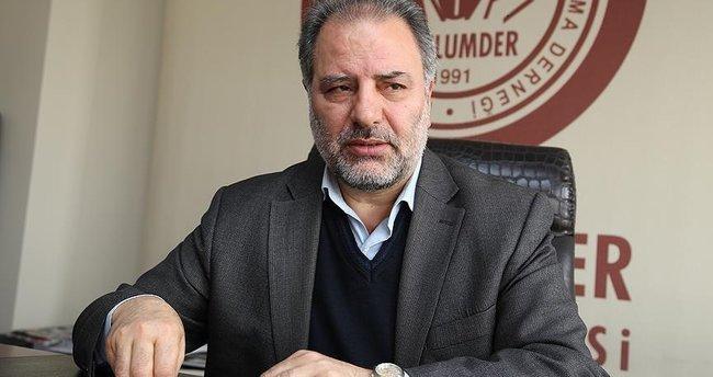 Mazlumder Genel Başkanı Ramazan Beyhan oldu!