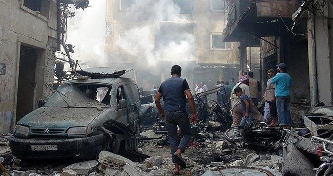 Esed yine sivilleri katletti