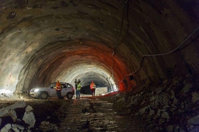 İklim değiştiren tünelde ışık göründü