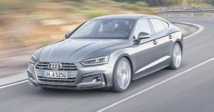 Yeni Audi A5 Sportback 1.4 seçeneğiyle yollarda