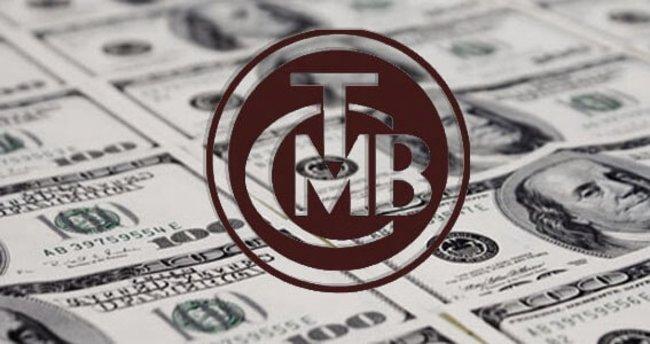 TCMB Beklenti Anketi: Dolar/TL yılsonu beklentisi 3.3369'e yükseldi
