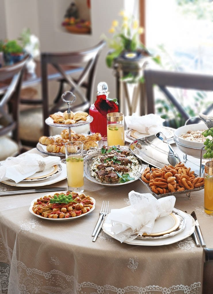 Ramazan Bayramında kilo vermenin 10 yolu