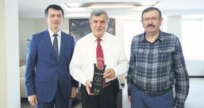 İbrahim Karaosmanoğlu: İSU ile gurur duyuyorum