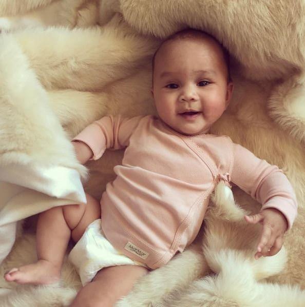 Chrissy Teigen ile John Legend'ın bebeği sosyal medyayı salladı