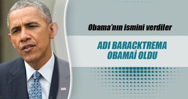 Ölümcül solucana 'Obama' adı verildi