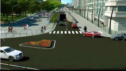 İşte yeni Taksim