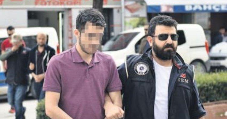 77 şüpheli gözaltına alındı