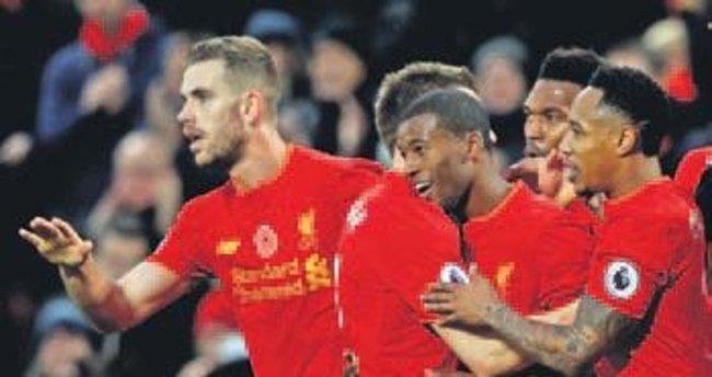 Liverpool'a 45 saatte 2 maç