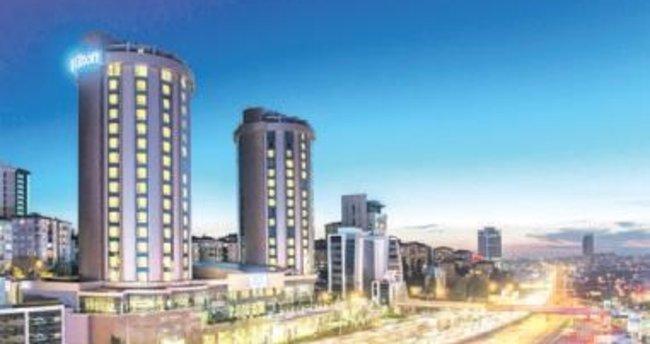 Hilton Kozyatağı 'En İyi Şehir Oteli' seçildi