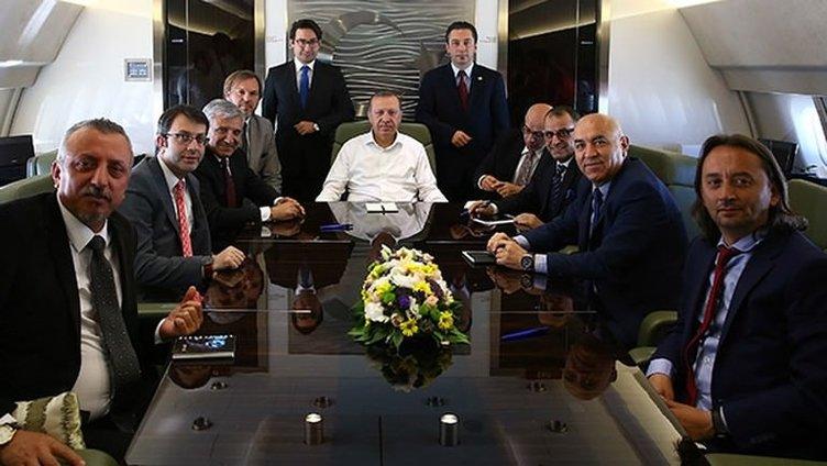 Cumhurbaşkanı Recep Tayyip Erdoğan'dan Milli Takım yorumu