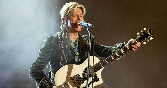 David Bowie'nin koleksiyonu rekor kırdı