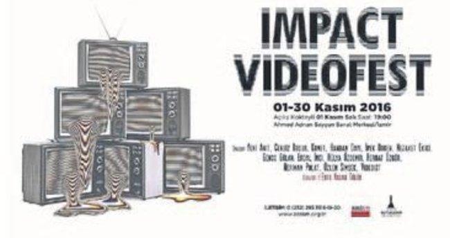 İzmir'de bir ilk: Video festivali
