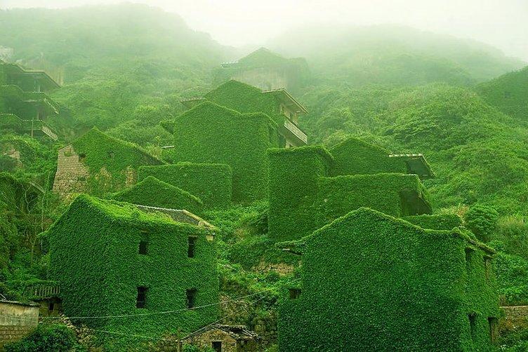 Bu köyler masallarda değil, Dünya'da!.