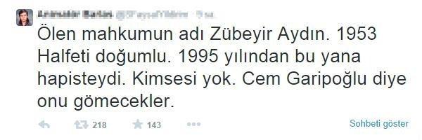 Cem Garipoğlu öldü mü kaçtı mı?