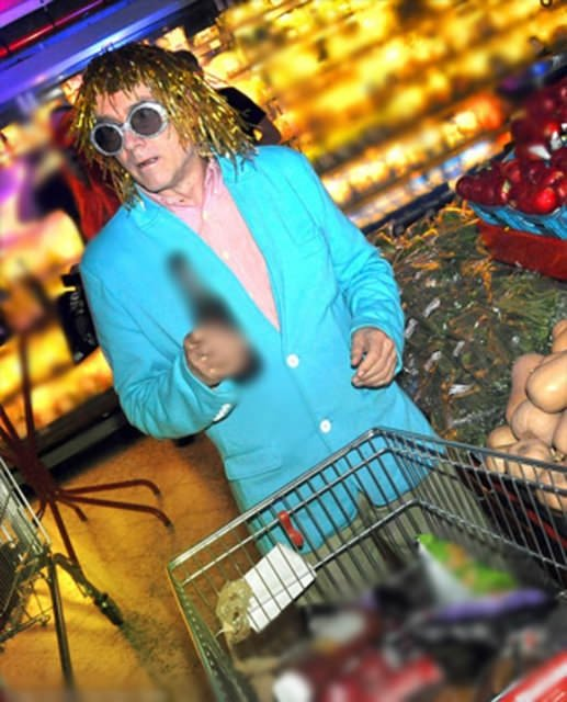 Bu süpermarkete damsız girilmiyor!