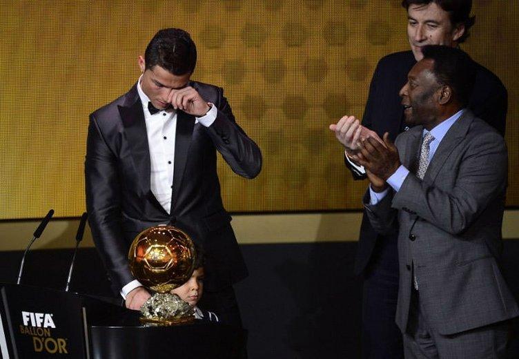 Ronaldo muradına erdi
