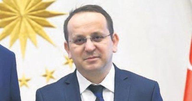 Başbakan Yıldırım, Sabri Ünal'la görüştü
