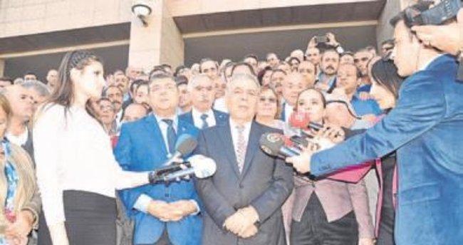Aziz Kocaoğlu'nun duruşması ertelendi