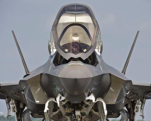 TSK'nın yeni savaş uçağı: F-35