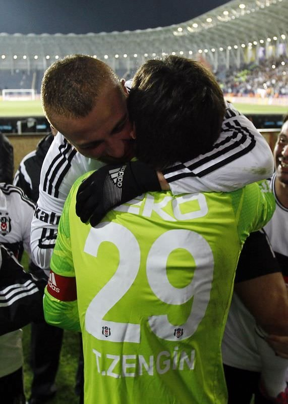 Beşiktaş - Sivasspor maçının fotoğrafları