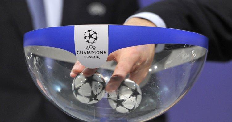 Şampiyonlar Ligi'nde Başakşehir'in rakibi Brugge oldu