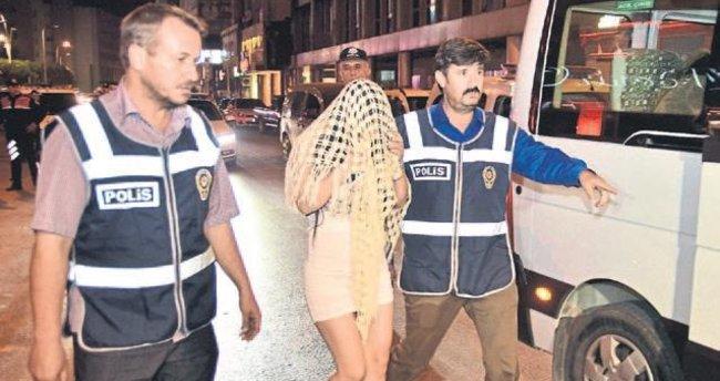 Bar ve gece kulüplerine 300 polisle huzur operasyonu