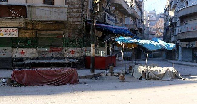 Halep'teki doğu mahalleleri tamamen afet bölgesi ilan edildi!