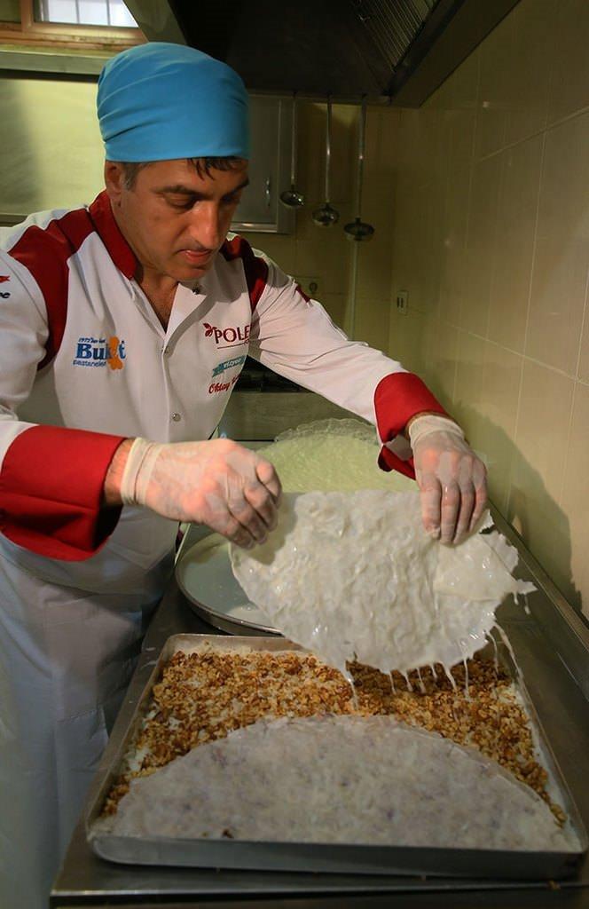 600 yıllık Osmanlı tadına ramazan ilgisi