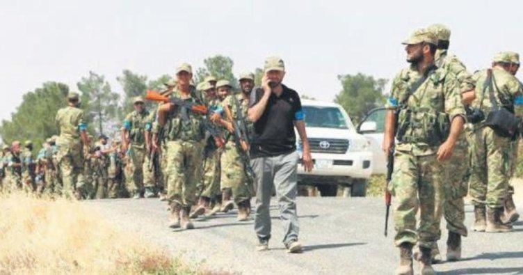TSK, Suriye'de yerleşik düzene geçiyor