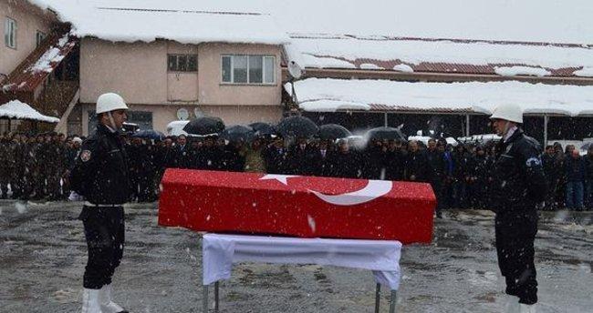 Merhum Polis memuru Köse Malatya'da defnedildi