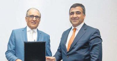 GYODER'in yeni başkanı Dr. Feyzullah Yetgin oldu
