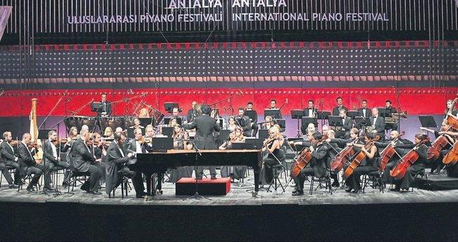 Muhteşem konser