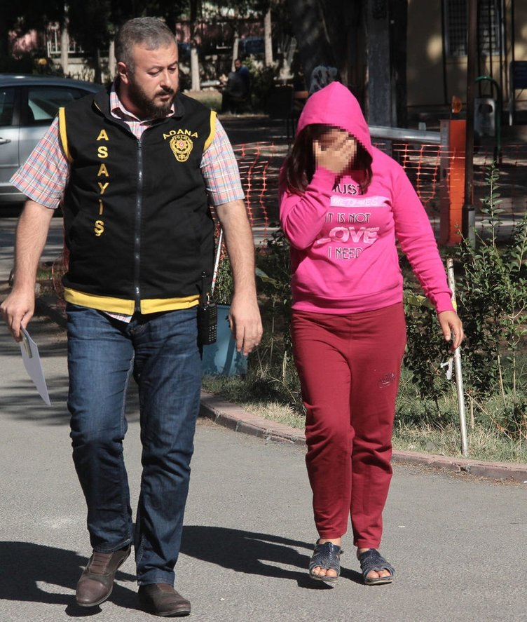 'Sosyete Fatoş'a 200 metre yaklaşmama cezası
